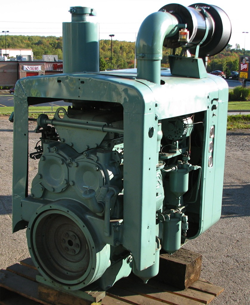 Bolland Machine For Sale 3 53 Detroit Power Unit