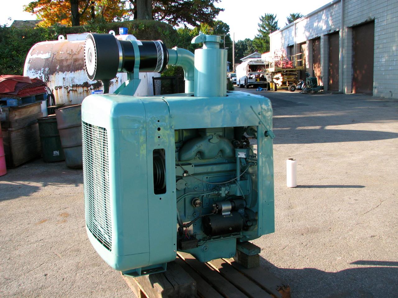 Bolland Machine   For Sale: 3-53 Detroit Power Unit   Model
