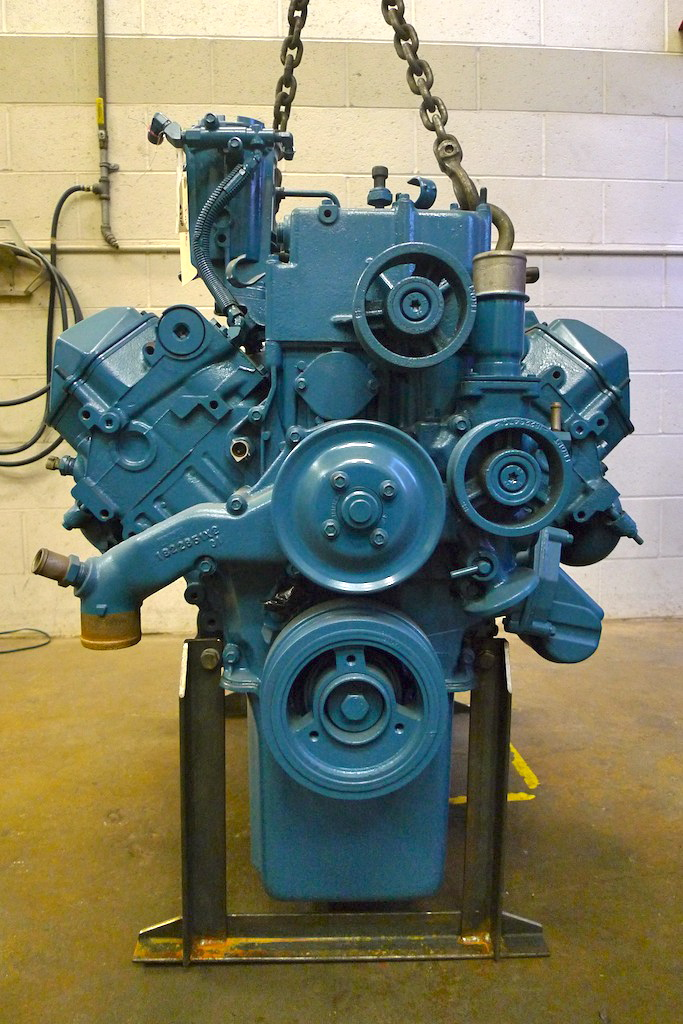 Bolland Machine For Sale T444e International 7 3l Engine