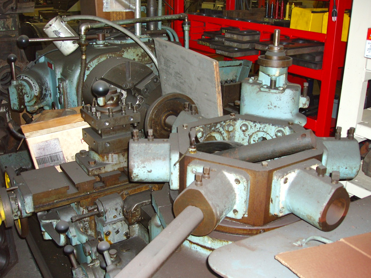 Used Chevy Traverse >> Bolland Machine | For Sale: Jones and Lamson Machine ...