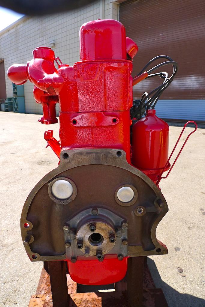 Bolland Machine For Sale 1954 Farmall Super A Engine