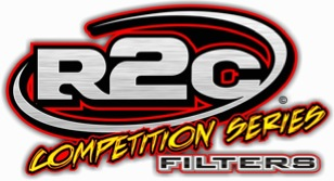 R2C Performance Products Competition Series Filters Logo
