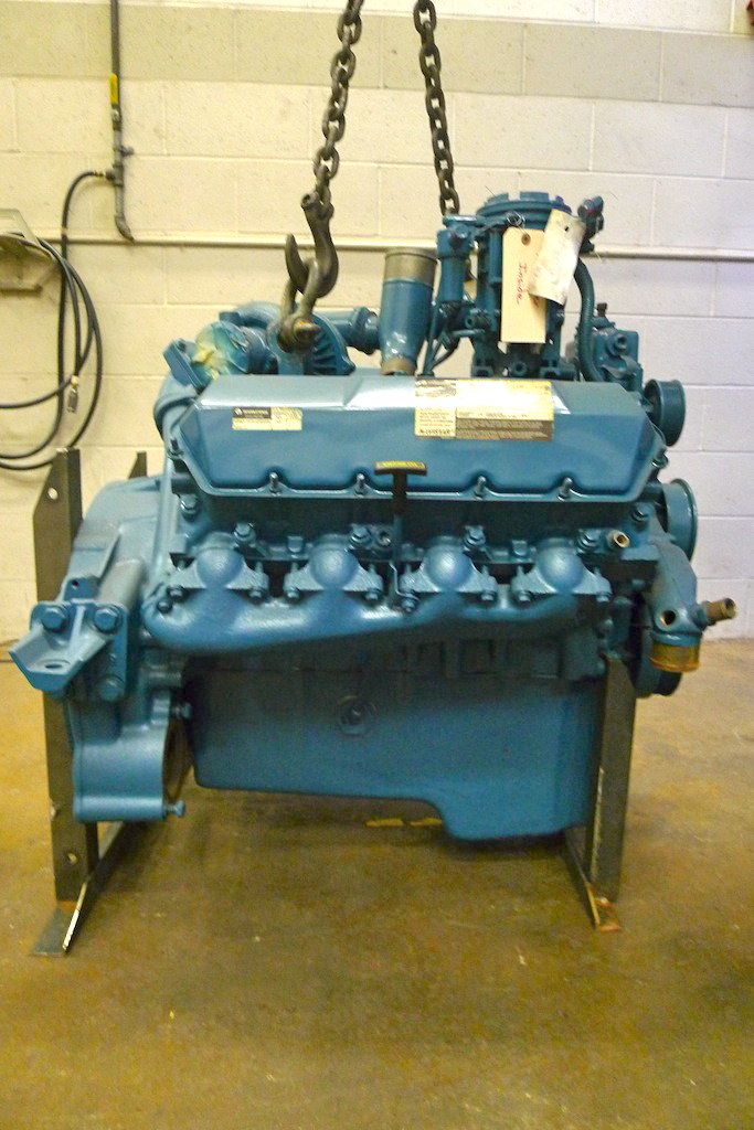 Used Engine For Sale >> Bolland Machine | For Sale: T444E International 7.3L Engine