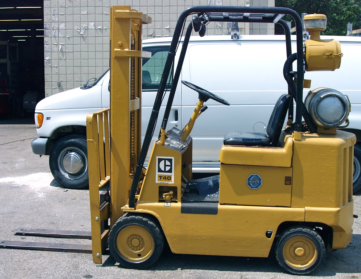 Bolland Machine For Sale Cat T40b Forklift Caterpillar Hyster Wiring Schematics